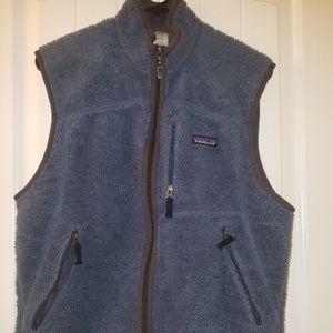 Men's Patagonia vest in excellent condition